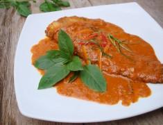 สูตรอาหารไทย : ฉู่ฉี่ปลาเค้า