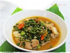 สูตรอาหารไทย : แกงสะแล อาหารเหนือ รสชาติจัดจ้าน