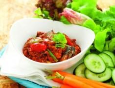 สูตรน้ำพริกอ่องปลากระป๋อง ง่าย ประหยัด แถมยังอร่อย
